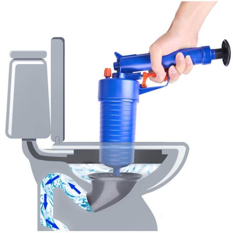 ห้องครัวห้องน้ำแรงดันสูงท่อระบายน้ำท่อครีบ Air Power Blaster CLEANER Plunger ที่ขจัดอุดตัน