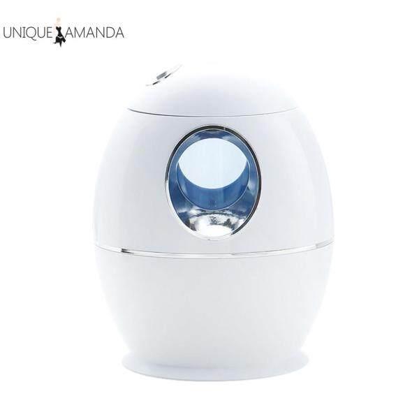 800ml Ultrasonic Air Humidifier Durable Convenient Essential Oil Diffuser Aroma Diffuser Mist Maker Singapore