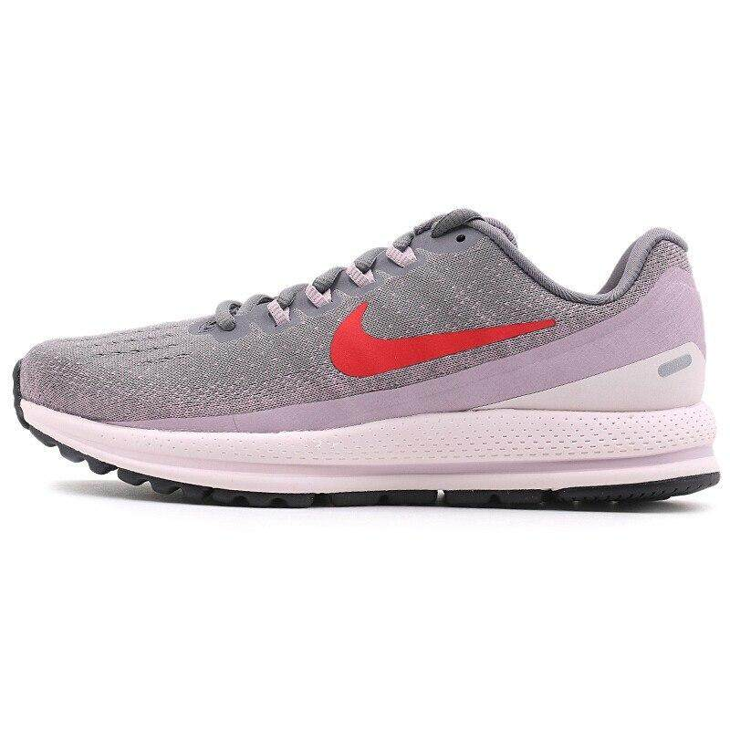 Original NIKE WoAir Zoom Vomero 13 Women s Running Shoes Casual Wear  Resistant Stability Low-cut f5db6a659