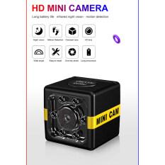 ESCAM Camera HD Mini FX01 1.2mp, Camera An Ninh Gia Đình Không Dây 1080P, Máy Quay Video Thể Thao Tầm Nhìn Ban Đêm