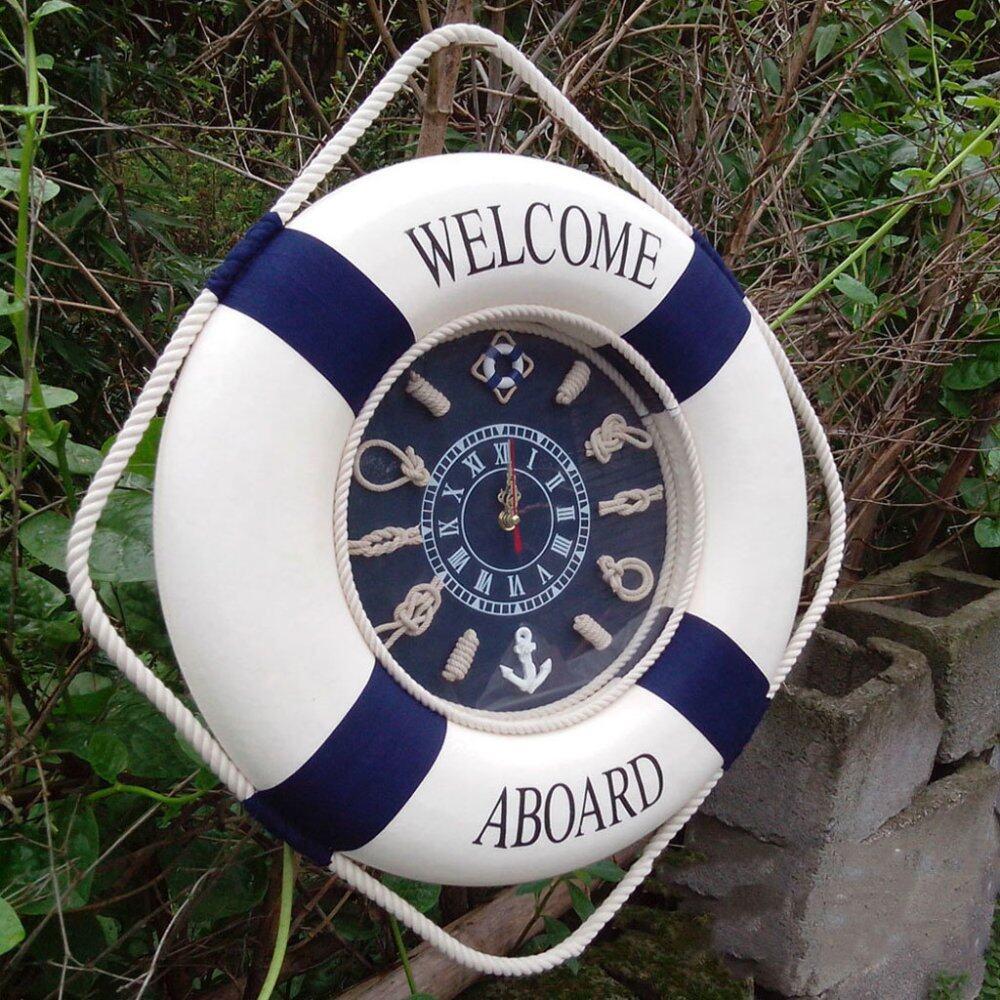 Page 843 The Best Price Disni Kunci Ring Pas Only Crv Satin Finished Tomeco 13m M 35 Cm Wall Door Hanging Nautical Life Buoy Jam Plak Decor Dark Blue Intl