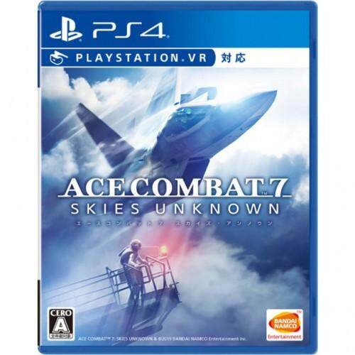 PS4 Ace Combat 7 Standard Edition Eng Version [R1]