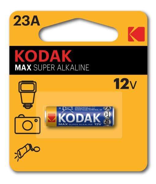 Genuine KODAK MAX 23A Super Alkaline Battery 12V Malaysia