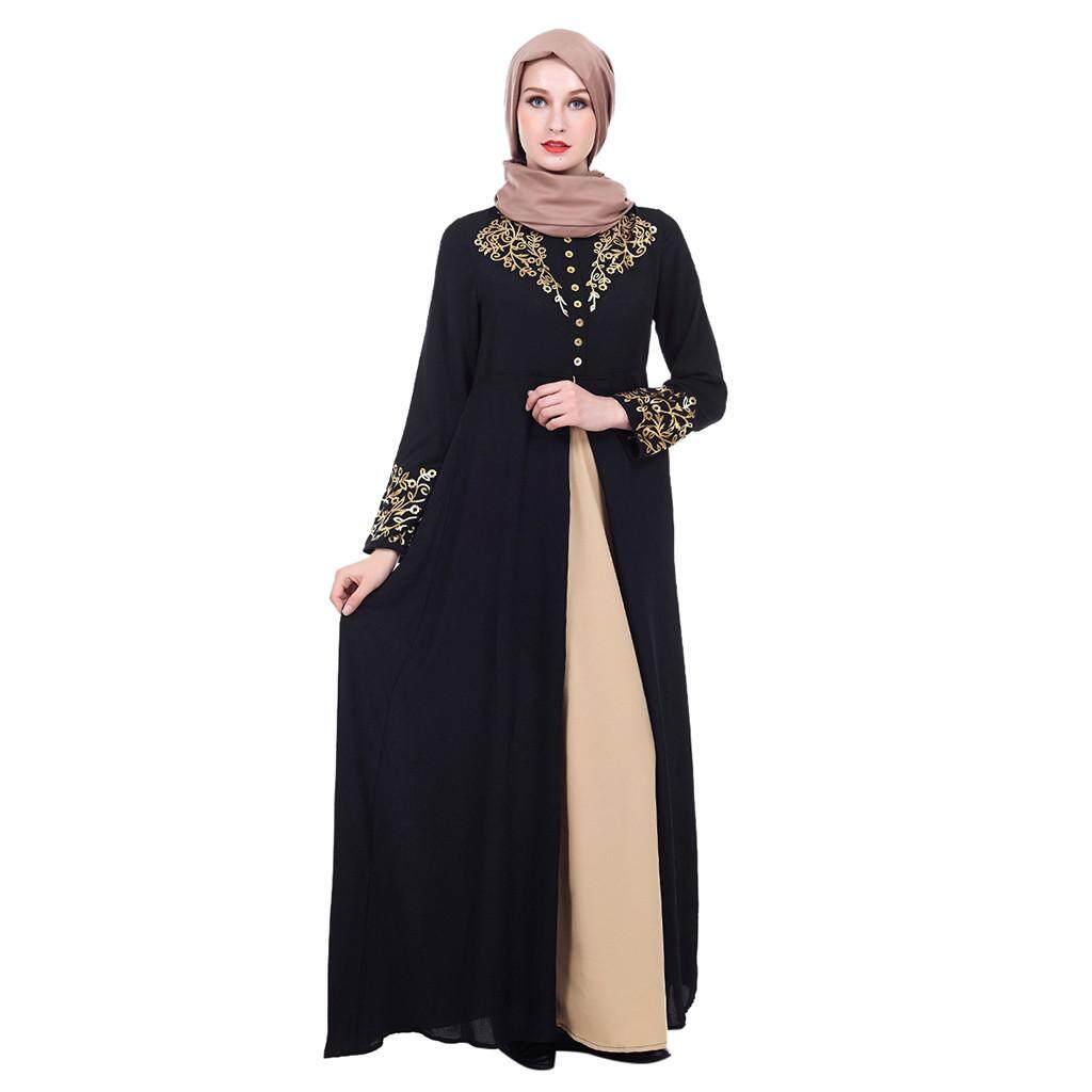 0485752e30d Marionshop Free Shipping MyBatua Abaya with Hijab Jilbab Islamic Clothing Maxi  Muslim Dress Burqa