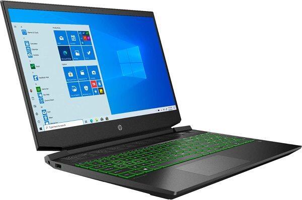 HP Pavilion 15 15.6 FHD Gaming Laptop Computer, Hexa-Core AMD Ryzen 5 4600H (Beat i5-10300H), 8GB DDR4 RAM, 256GB PCIe SSD, NVIDIA GeForce GTX 1650, Backlit Keyboard, Windows 10 Malaysia