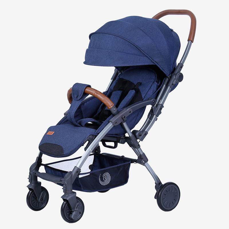 Lightweight Foldable Baby Two-way Push Stroller From Ilcomun Singapore