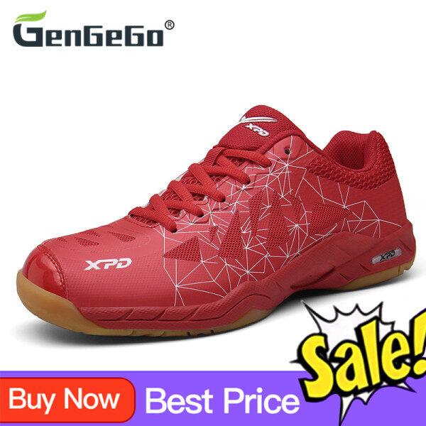 Giày Tập Thể Thao GenGeGo Cho Nam Nữ, Giày Chơi Cầu Lông Thoáng Khí, Dành Cho Tập Luyện Thể Thao Ngoài Trời