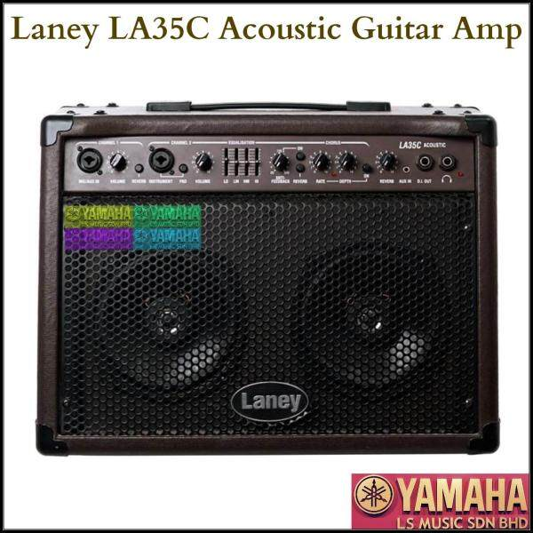 Laney LA35C Acoustic Guitar Amplifier Gitar Malaysia