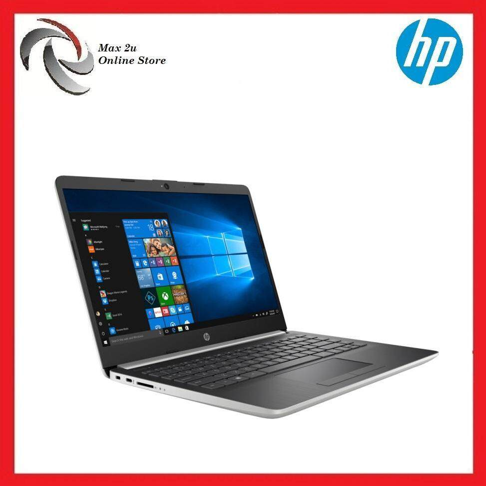 HP 14s-cf1026TX 14 FHD Laptop (i7-8565U, 1TB, 4GB, AMD Radeon 530 2GB, W10) Free Notebook Bag + Wireless Mouse Malaysia