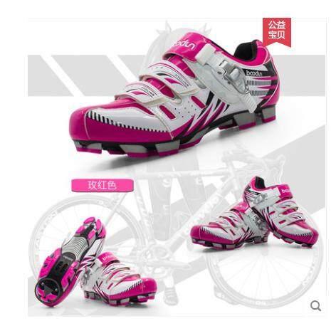 Kunci Langkah Sepatu Berkendara Motor Pria dan Wanita Rekreasi Olahraga Peta Sepatu Berkendara Motor Berputar Sepatu Sepeda