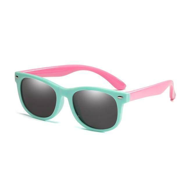 Kids Fashion Children Sunglasses Boy Girl Goggles Baby Travel Glasses UV400 Gift