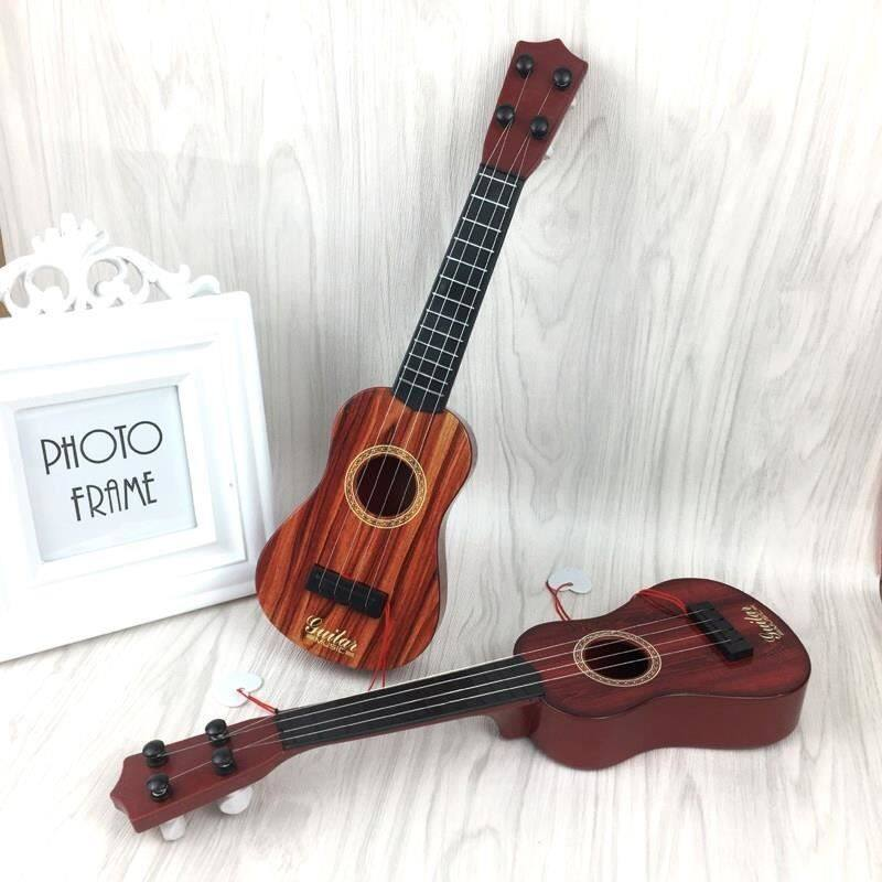 harp ukulele Portable beginner childrens small guitar toy boys and girls can play musical Malaysia