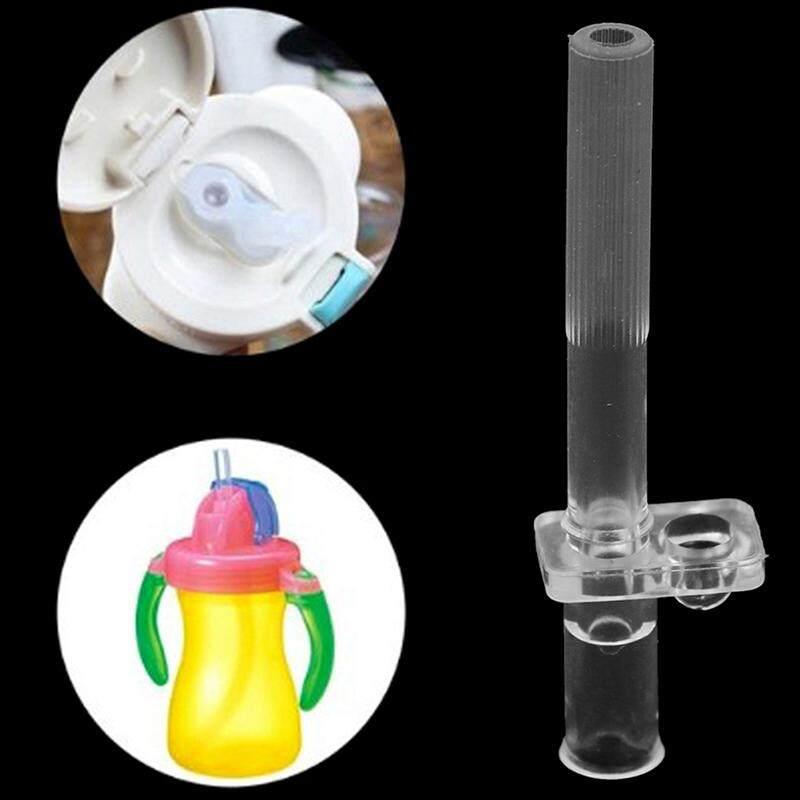 QY Bé nước có ống hút cho bé bú bình cho trẻ uống Silicone mềm phụ kiện