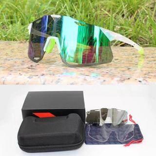 Kính Râm Xe Đạp Thể Thao Ngoài Trời Mới, Kính Đi Xe Đạp Leo Núi Gafas Ciclismo Cho Nam, Chạy Kính Xe Đạp Kính Speed Gafas De Sol thumbnail