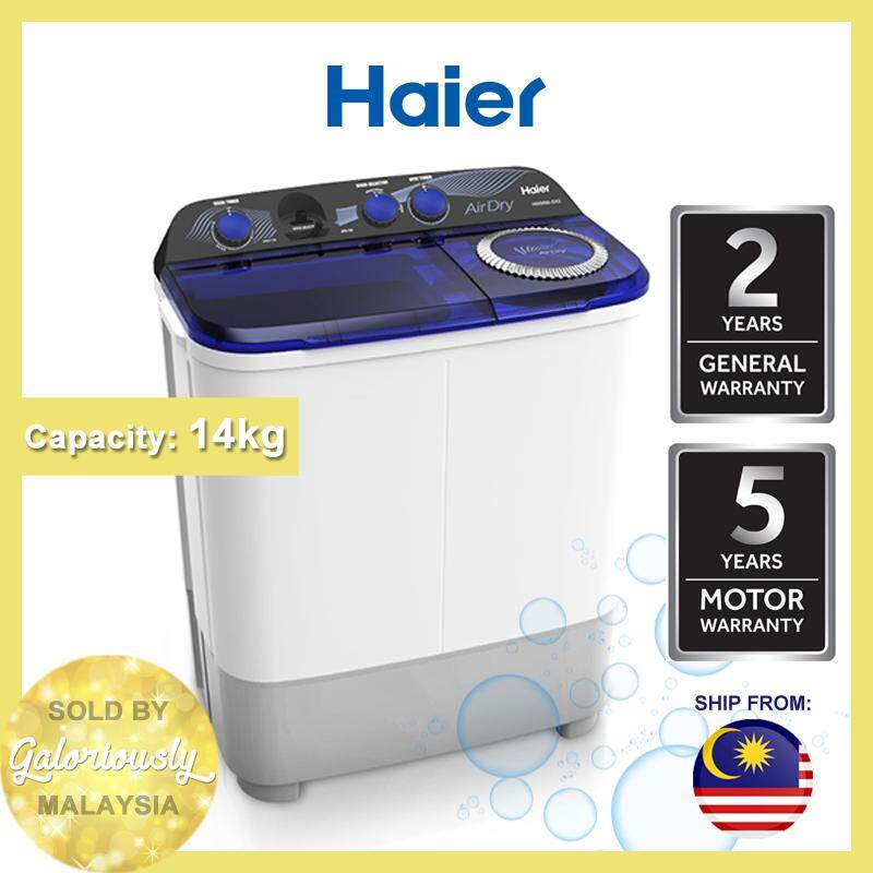 Haier Washing Machine 14kg Semi-Auto Top Load Washer 14.0kg Model HWM140-SX3 7bc96d80e7