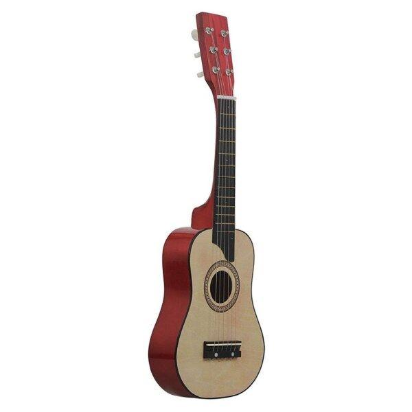 Đàn Ghi Ta Acoustic Basswood 25 Inch Guitar Mini 6 Dây Với Cây Đàn Guitar Với Pick Dây Cho Trẻ Em Quà Tặng Người Mới Bắt Đầu