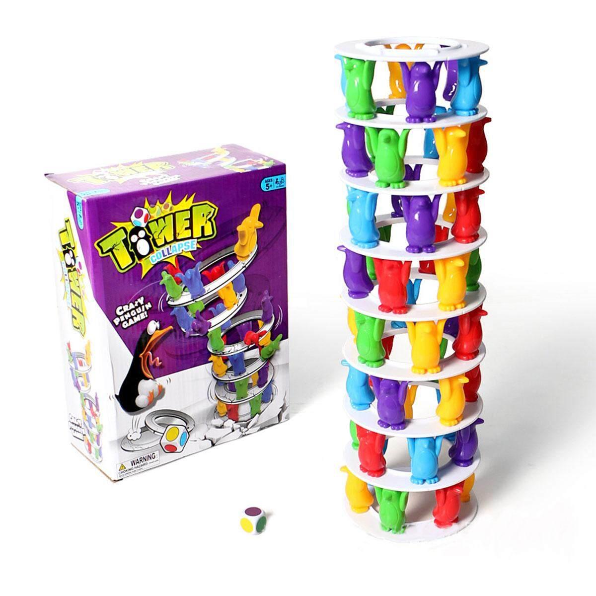 Family Gathering Parent-child Desktop Game Toy Desktop Stack Puzzle Game