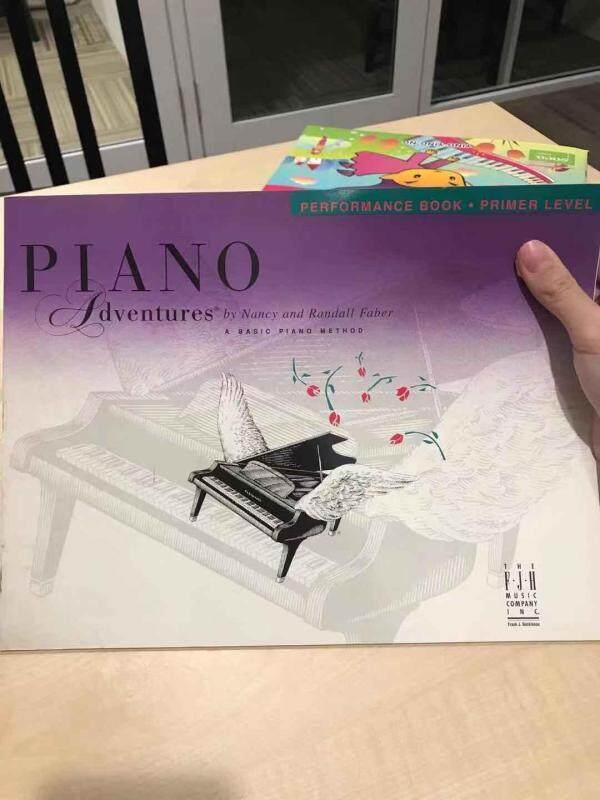 Piano Adventures Primer Level Performance Book Malaysia