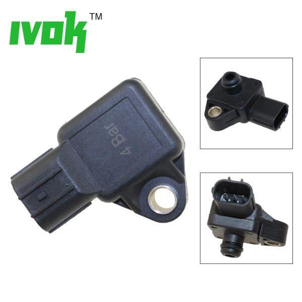 【Original】4BAR (4 BAR) Manifold Air Turbo Pressure MAP Sensor For Refitted Modified HONDA Pilot Odyssey 079800-5410 37830PGKA01