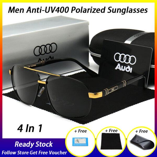 Giá bán [Bản Gốc 100%][4 Trong 1] Kính Râm Phân Cực Nam Aylwbk Mới Của Audi Kính Râm UV 400