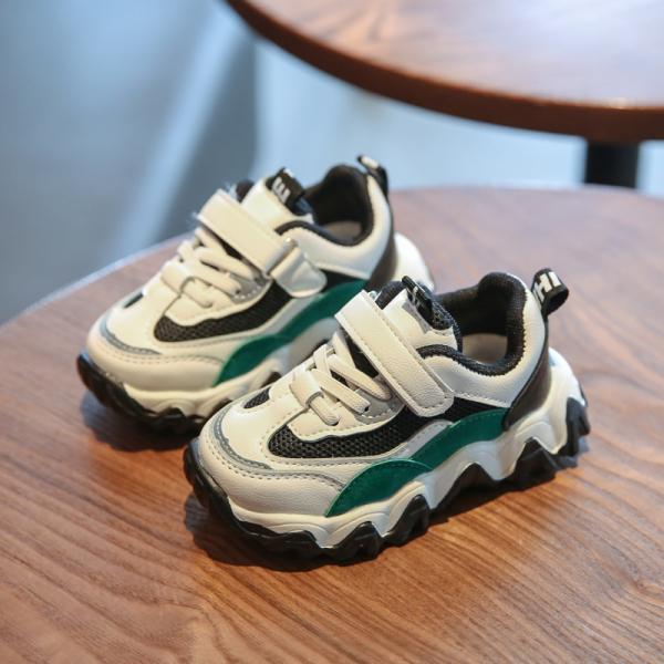 Giá bán Cô Gái Trẻ Em Của Giày Thể Thao Giày Lưới Thoáng Khí Chàng Trai Thời Trang Mới Giầy Daddy Trẻ Em Giày