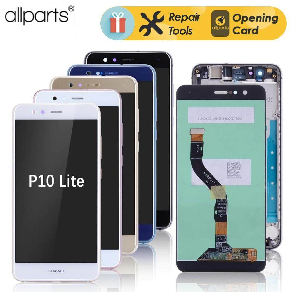Display Huawei P10 Lite LCD Digitizer LTPS IPS HD Touch Screen [ Free Tools  ]