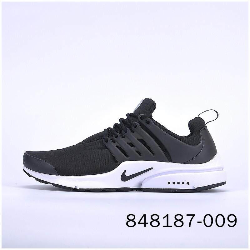 7973fcbbfaef7b Nike Men s Shoes Air Presto Essential Darth Vader Light Casual Sports Shoes  848187-001
