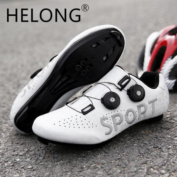 Giày thể thao đi xe đạp dành cho nam Helong thiết kế đơn giản nam tính