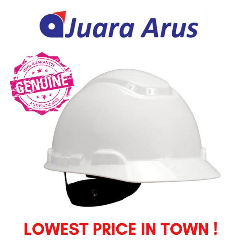 3M Hard Hat H-701R, White, 4-Point Ratchet Suspension  Head Protection Wholesale Price For Welding/Painting/Oil&Gas/Engineering/Construction/Cleaning Job KL Local Supplier  & Authorized Dealer