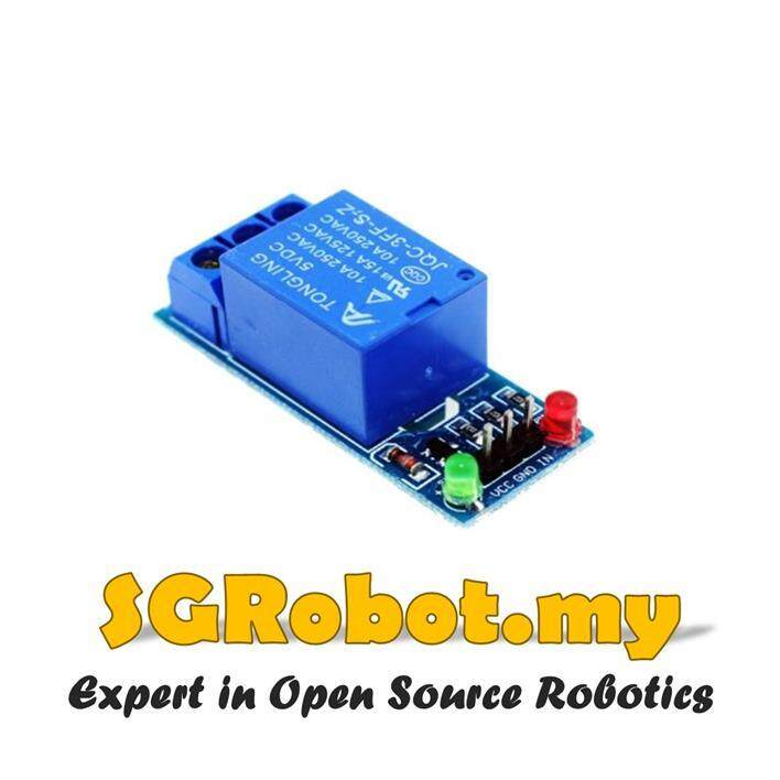 1-channel relay module 5V low level trigger relay expansion board