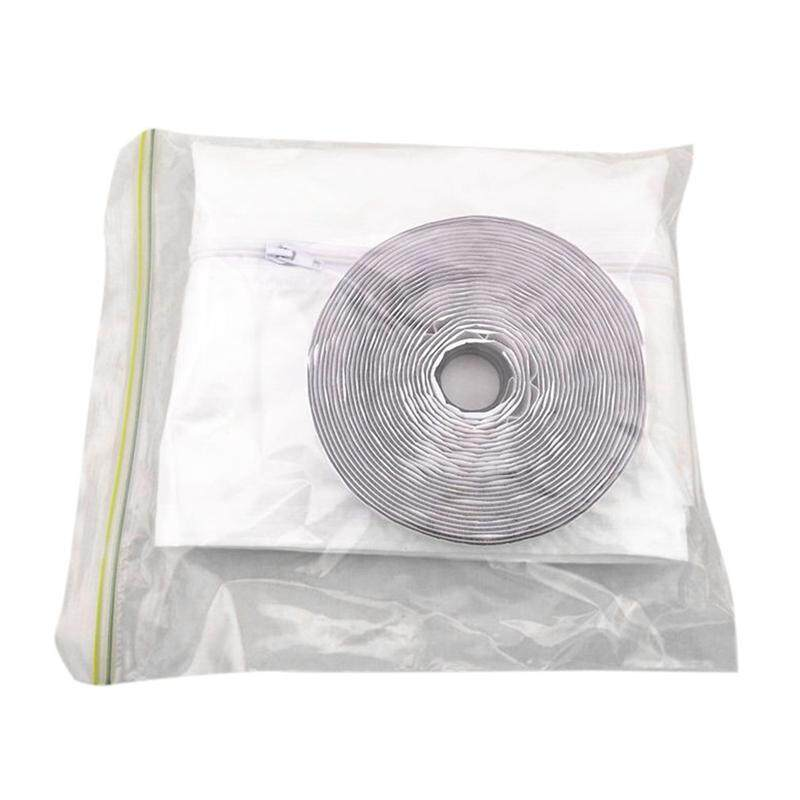 Air Conditioner Soft Cloth Sealing Baffle Waterproof Push-Pull Window Seal Cloth Plate Sealing Window Frame Seal Cloth 4M