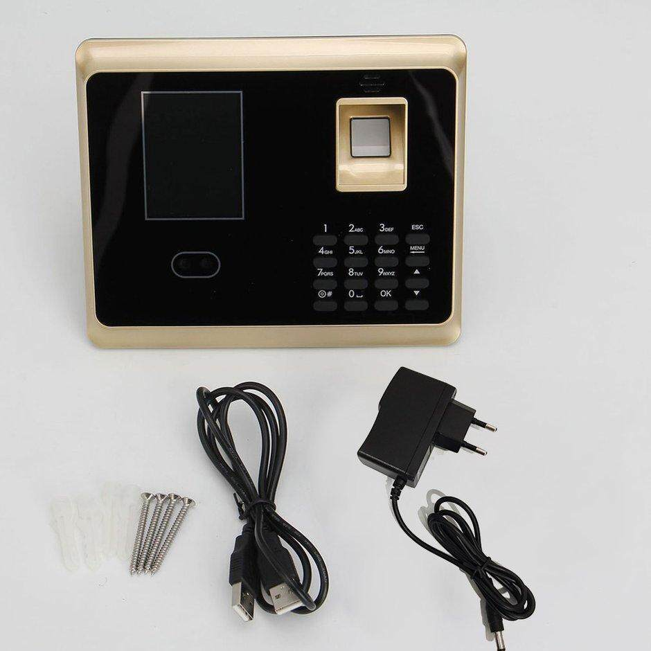 Best Deal Face Recognition Attendance Fingerprint Access Control System