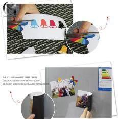 【Stock Clearance】 Bộ 5 giấy in ảnh A4 dày 0.3mm sử dụng cho máy in phun