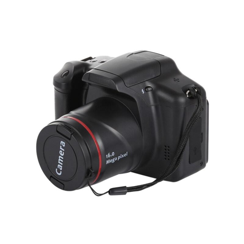 กล้องดิจิตอลพกพากล้องวิดีโอ Full Hd 1080p กล้องวิดีโอ 16x Zoom Av Interface 16 ล้านพิกเซล Cmos Sensor.