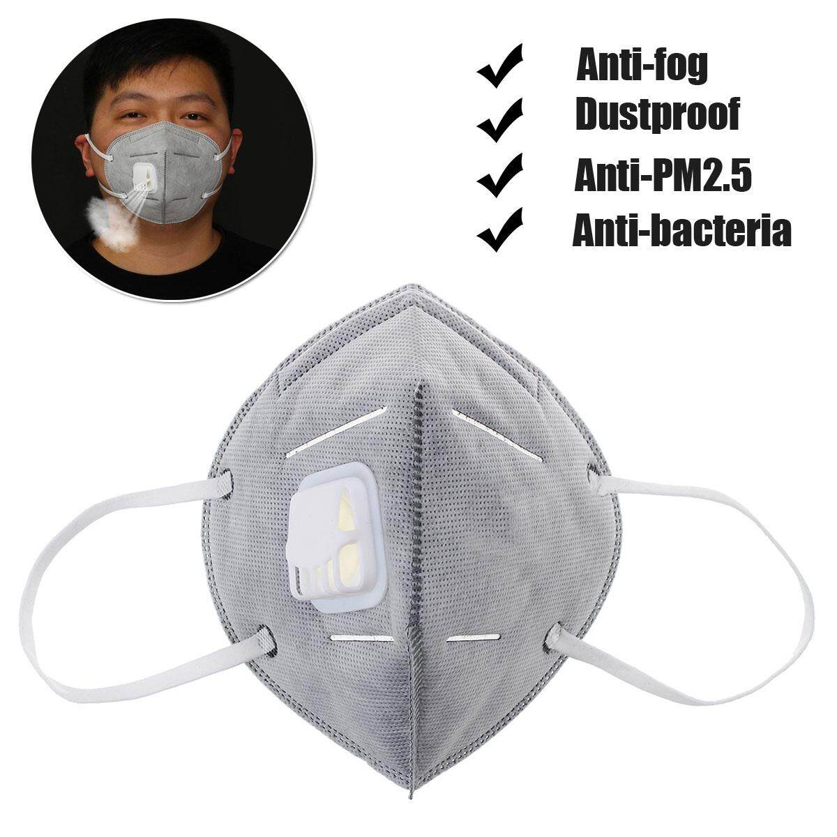 【Free Shipping + Super Deal + Limited Offer】N95 Anti-dust Air Mask Smog PM2.5 Purifier Filter Rechargable Respirator