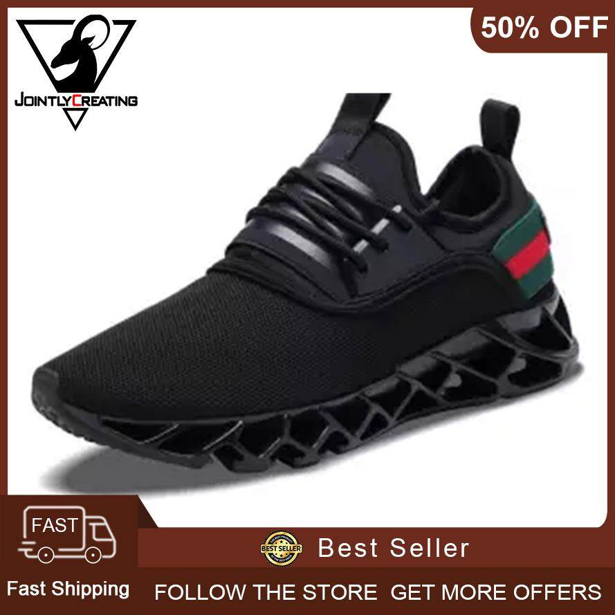 Sunly Men Walking Tennis Running Shoes Blade Athletic Shoes Mens Casual Fashion Sneakers
