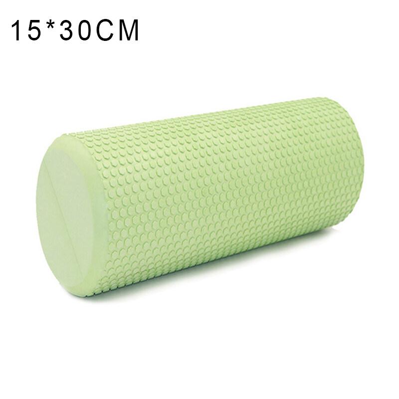 Bảng giá 30/45/60 Cm EVA Tập Yoga Con Lăn Xốp Gạch Cho Thể Dục Tập Thể Dục Pilates Thể Xây Dựng Máy Mát Xa Lưng