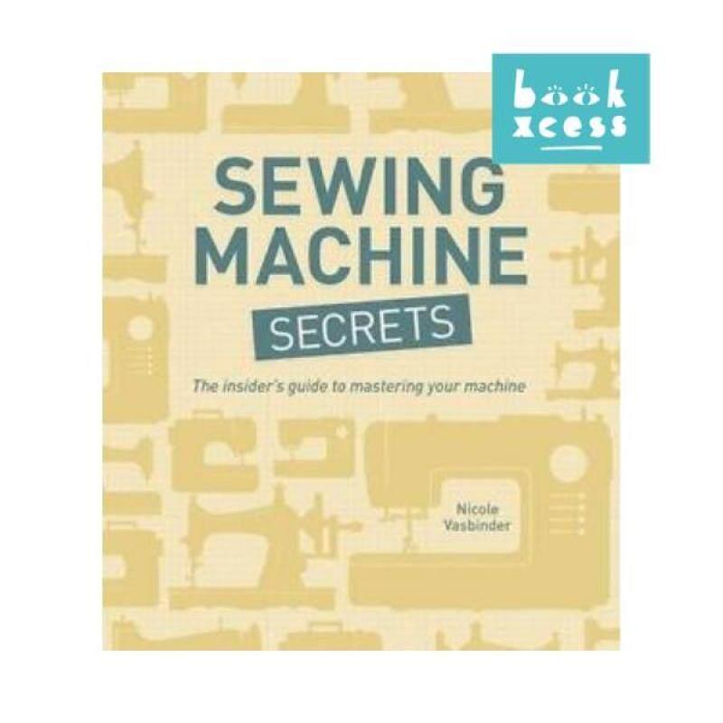 Sewing Machine Secrets Malaysia