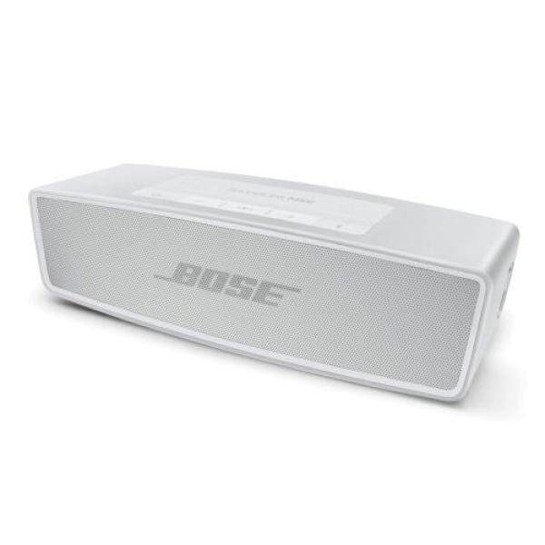 Bose SoundLink Mini Bluetooth speaker II portable wireless speakers Special Edition Lux Silver Singapore