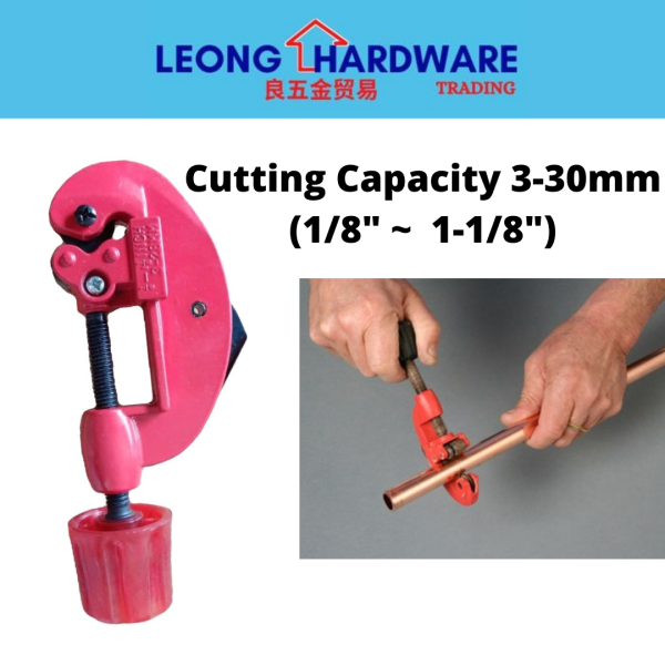G.I Pipe Cutter , Pipe Cutter Blade by Leong Hardware Trading