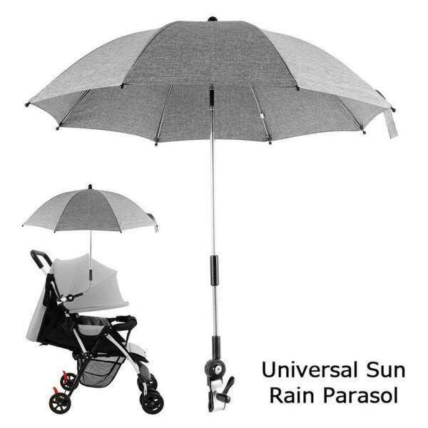 [Limited Promotion] Universal Baby Parasol Pram Pushchair Stroller Buggy UV Umbrella Sun Shade Kids Singapore