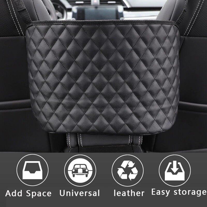 Car Organizers Car Storage Bag Cargo Holder Large-Capacity Mesh Punch Car Ceiling Cargo Net Organizer Car Supplies