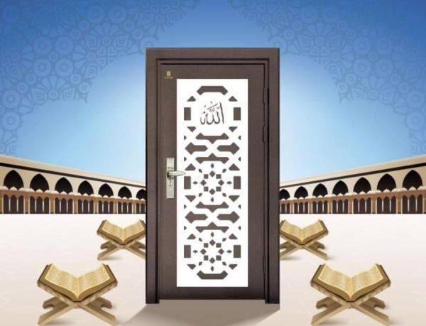 om security door