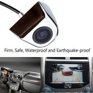 Camera chiếu hậu góc nhìn rộng 170 độ tầm nhìn đêm vỏ kim loại mạ crôm chống nước - INTL thumbnail