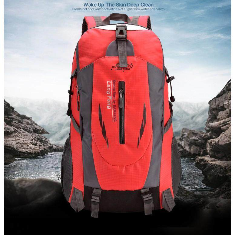 Opw Outdoor Backpack 40l M301 By Pok Pa Shop.