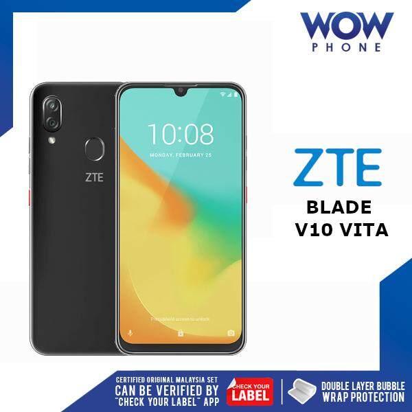 ZTE V10 VITA (3GB RAM / 64GB ROM) MALAYSIA SET!! 1 YEAR WARRANTY BY ZTE  MALAYSIA!!
