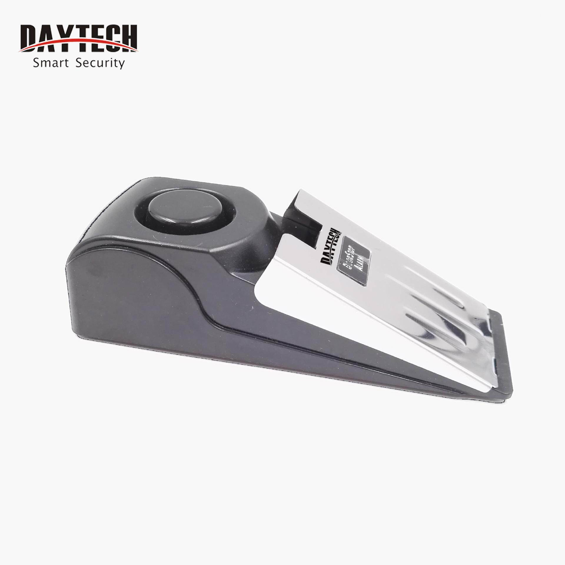 Daytech Door Stop Alarm Anti-Theft Smart Security System 120 Db Dsa01 By Daytech Official Store.