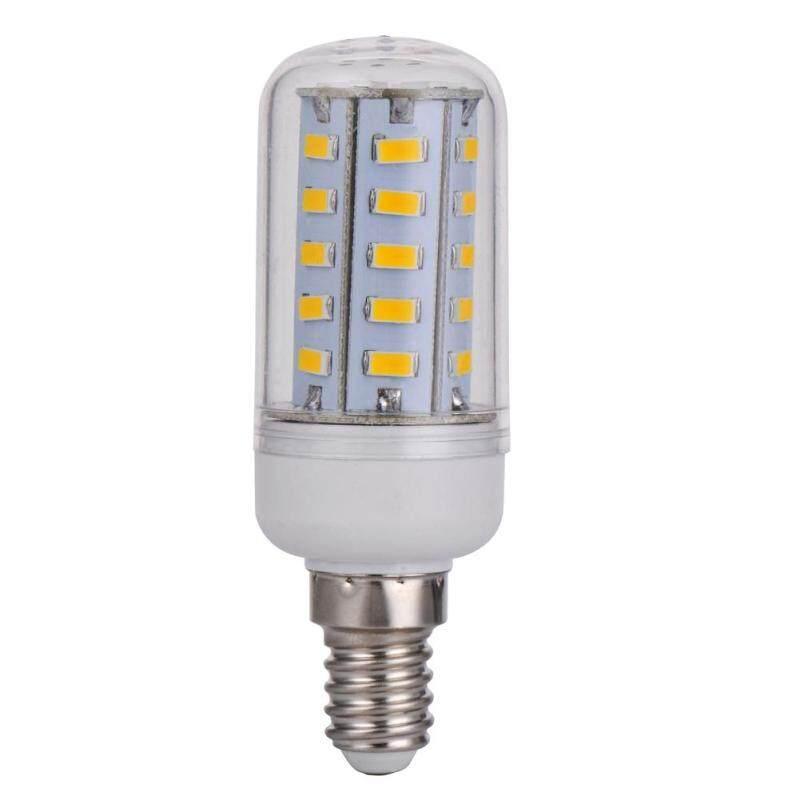 PER 7W E14 36 Hạt 3528 Patch Đèn ngô trắng ấm cho đèn chùm pha lê, đèn bàn, đèn chiếu sáng, đèn tường, đèn ngủ, đèn trang trí, chiếu sáng nội thất và trang trí