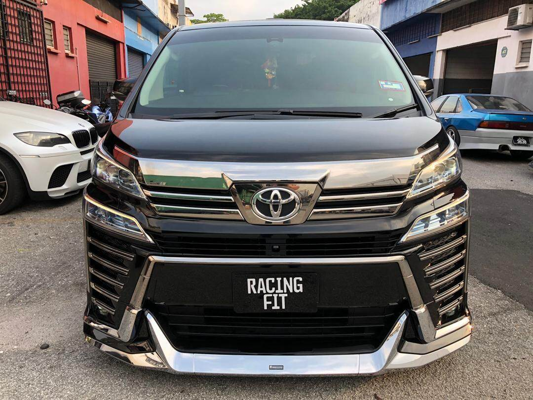Kelebihan Toyota Vellfire 2019 Harga