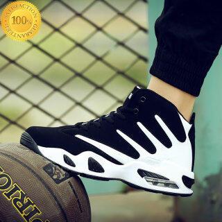 Giày thể thao dành cho nam thích hợp chơi bóng rổ có đế nảy tăng độ êm chân thoáng khí thumbnail